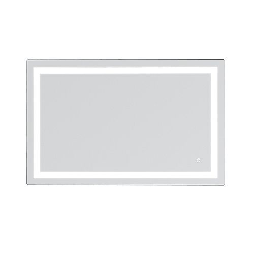 Jovian II 43 inch Led Mirror with 3 Color Effect Touch Sensor
