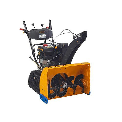 Cub Cadet 28-inch 277cc Two-Stage Gas Track Drive Snow Blower