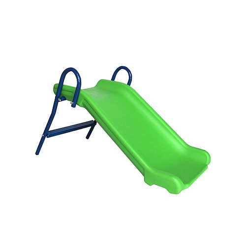 3 ft. Slide in Green and Blue