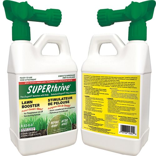 SUPERthrive SUPERthrive Lawn Booster