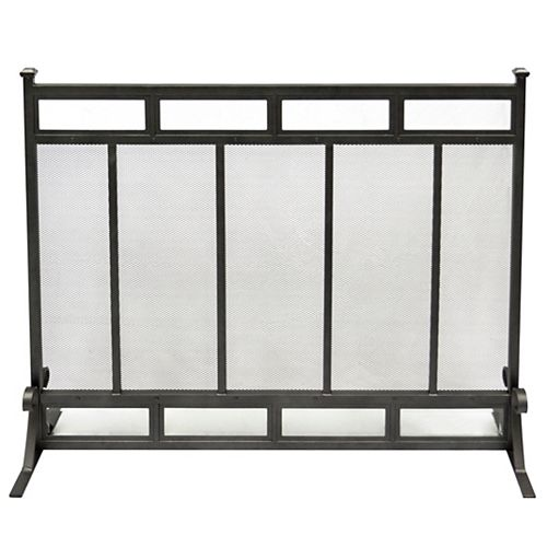 Pleasant Hearth Atticus Fireplace Screen