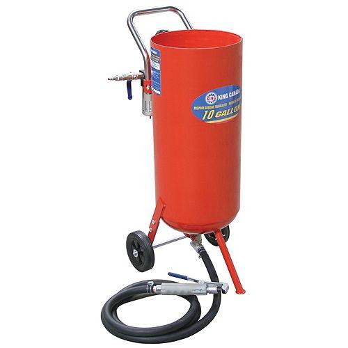 Machine de sablage à Jet 10 Gallons