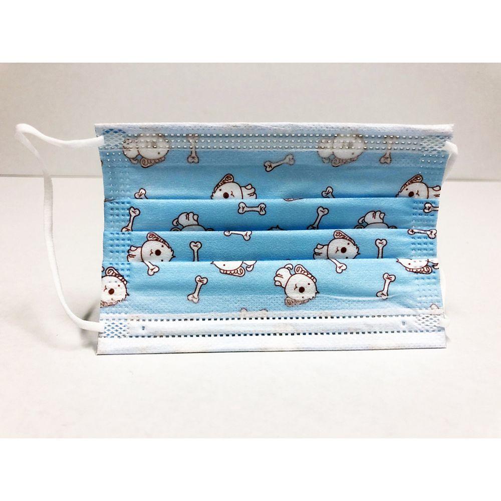 Medcancare Masques Emballes Inividuellement  Enfant, (boîte de 50)
