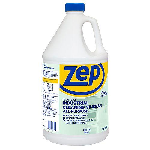 Zep Industrial Vinegar All-Purpose Cleaner 3.78L