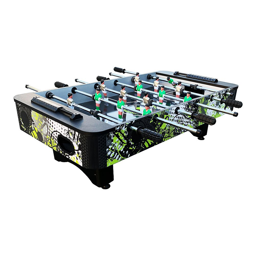 Hathaway Crossfire 38-in Foosball Table with Mini Basketball Game