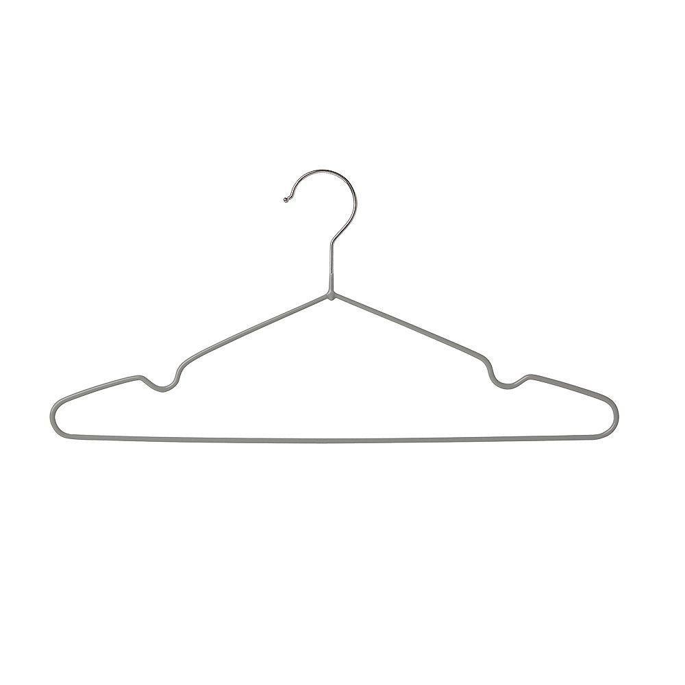 Neatfreak Non-Slip Wire Clothes Hanger (48-Pack)