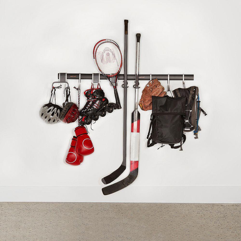 Neatfreak Neat Trax 11 Piece Garage Organizing System