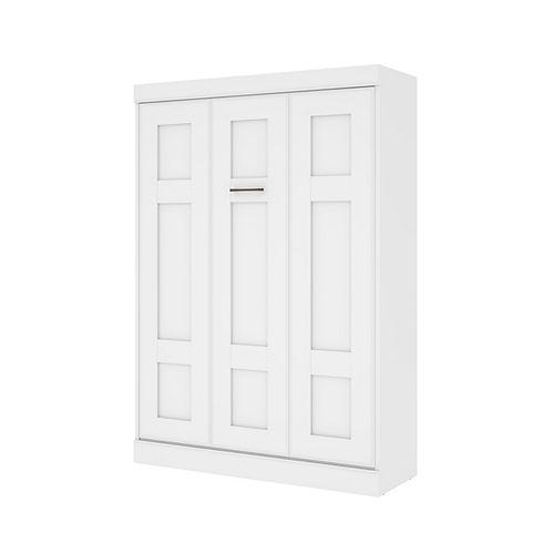 Edge Lit escamotable deux places (double) 60L - Blanc