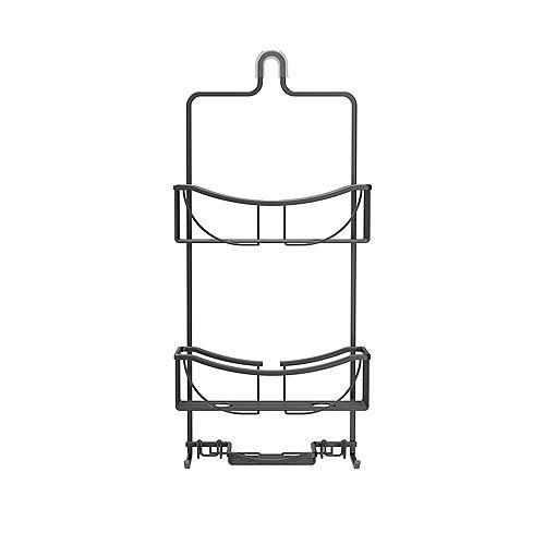VENUS 3-Tier Shower Caddy in Black