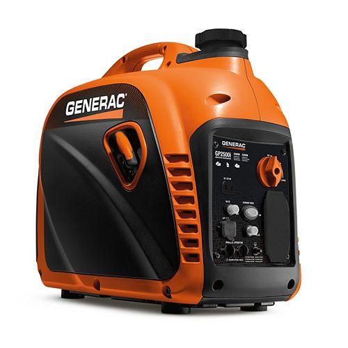 GP2500i - 2500 Watt Portable Inverter Generator