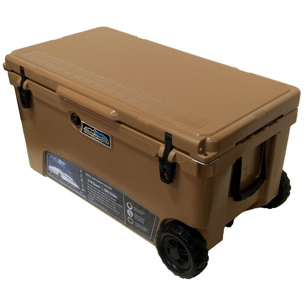ProFrost ProFrost PF110-ST 110 QT Roto-Molded Cooler