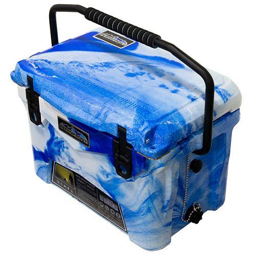 ProFrost ProFrost PF20-2C-BW  20 QT Roto-Molded Cooler
