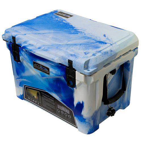 ProFrost ProFrost PF35-2C-BW 35 QT Roto-Molded Cooler