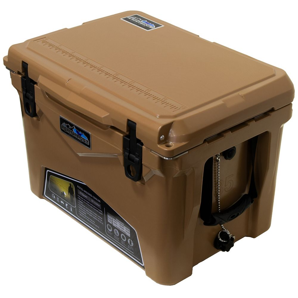 ProFrost ProFrost PF35-ST 35 QT Roto-Molded Cooler
