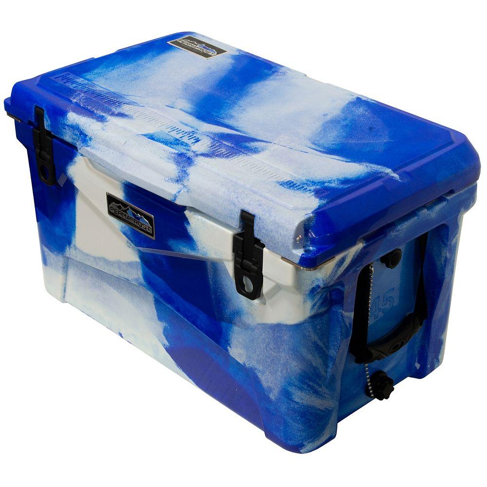 ProFrost ProFrost PF45-2C-BW 45 QT Roto-Molded Cooler