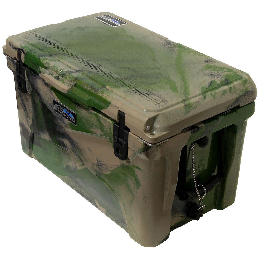 ProFrost ProFrost PF45-2C-FC 45 QT Roto-Molded Cooler