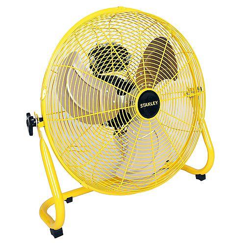 """Stanley 20"""" High Velocity Floor Fan"""