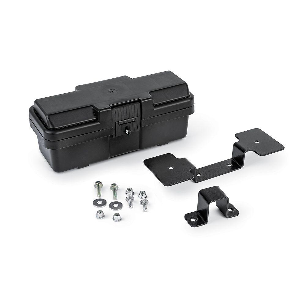John Deere ZTrak 5 Series Toolbox with Mounting Brackets
