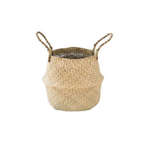 Seagrass basket-Natural