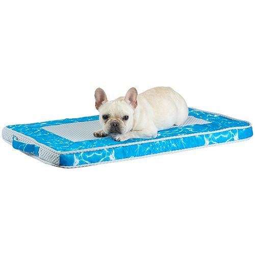Self-Cooling Dog Mat, Cool Pet Bed for Dogs and Cats