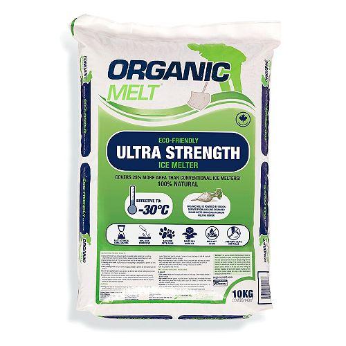 Eco-Forma Organic Melt 10 kg Eco-Friendly Ultra Strength -30C Ice Melter