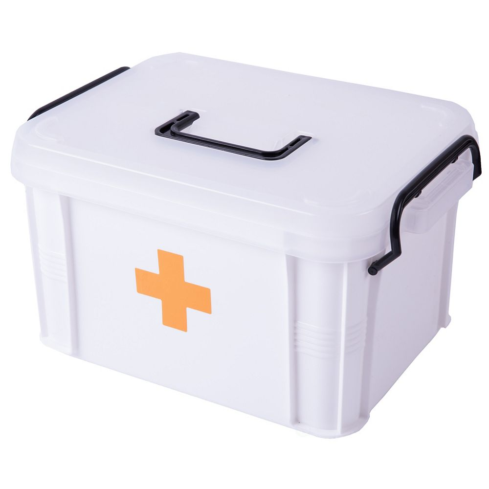 Basicwise Small First Aid Medical Kit