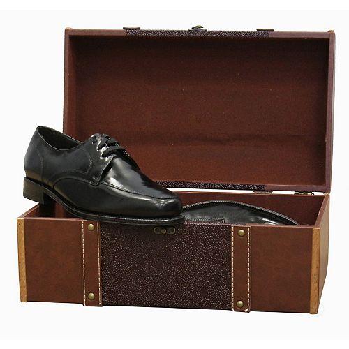 Vintiquewise Decorative Shoe Shelf Box