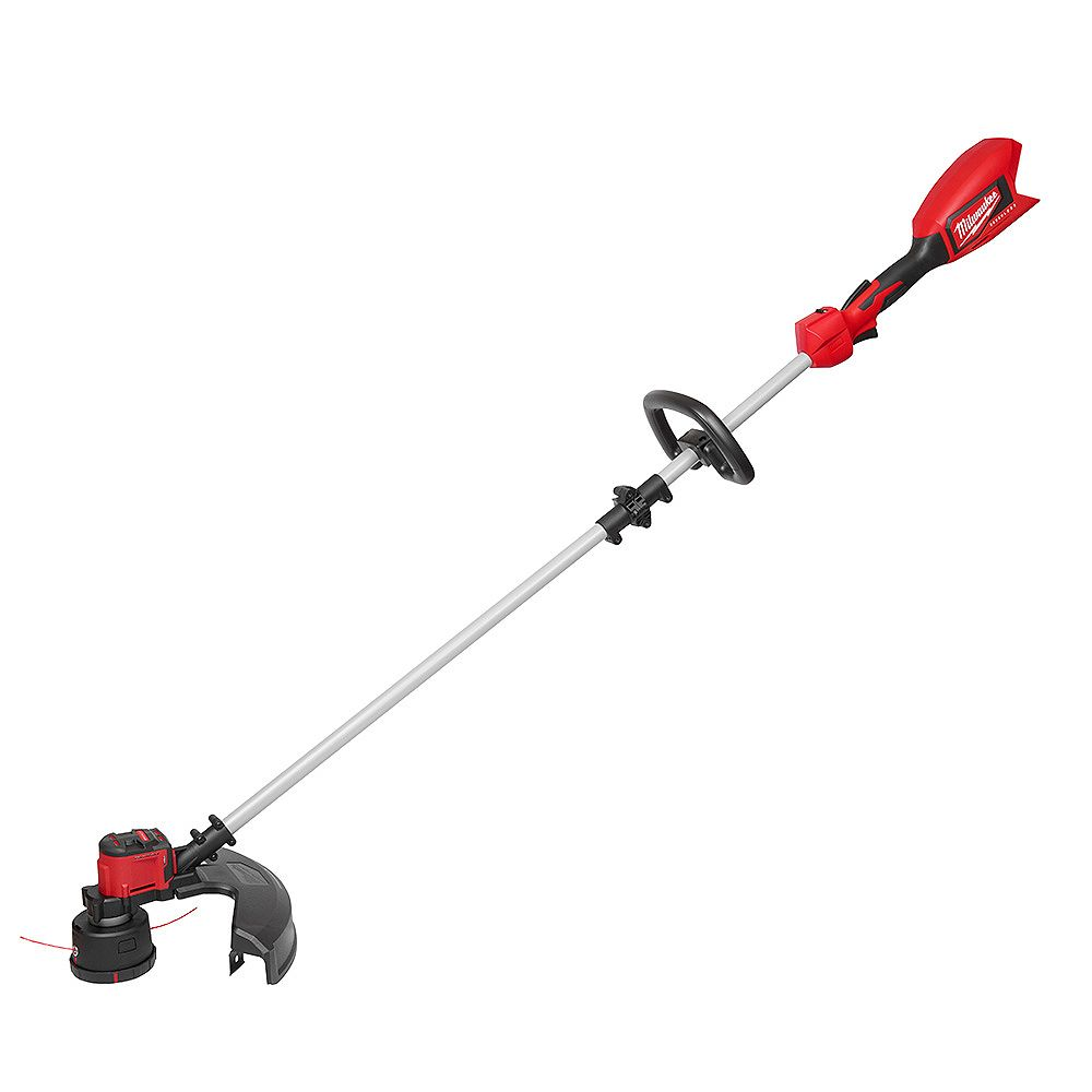 Milwaukee Tool M18 18V Lithium-Ion Brushless Cordless String Trimmer (Tool Only) 2828-20