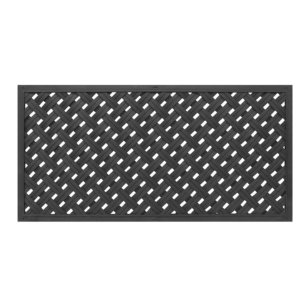 Distinct Home 24-inch x 48-inch Wesley Decorative Privacy Panel