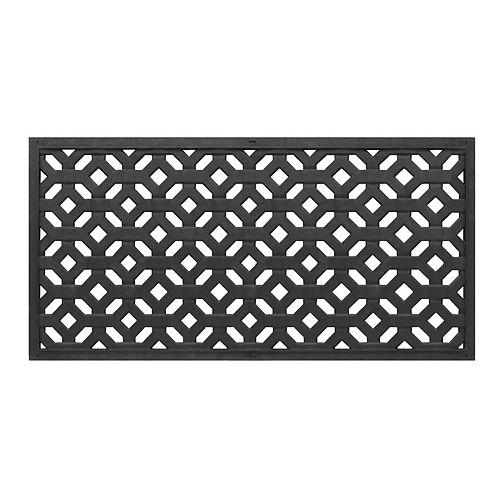 24-inch x 48-inch Dorset Decorative Privacy Panel