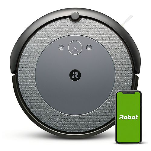 Roomba i3 Wi-Fi Connected Robot Vacuum