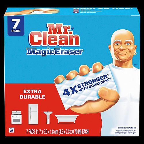 Mr. Clean Magic Eraser Sponge, Extra Durable