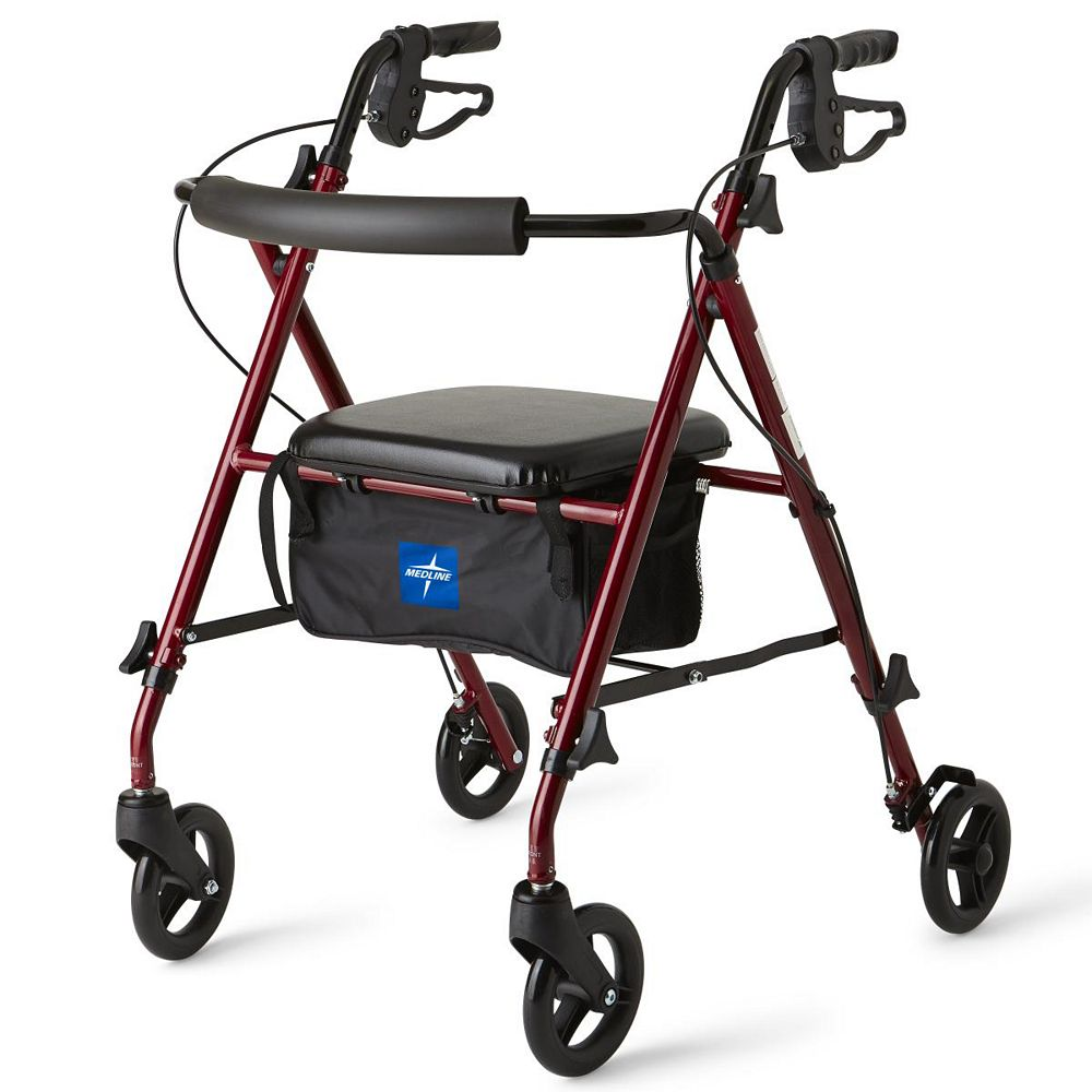 Medline Super-Light Rollator/Walker