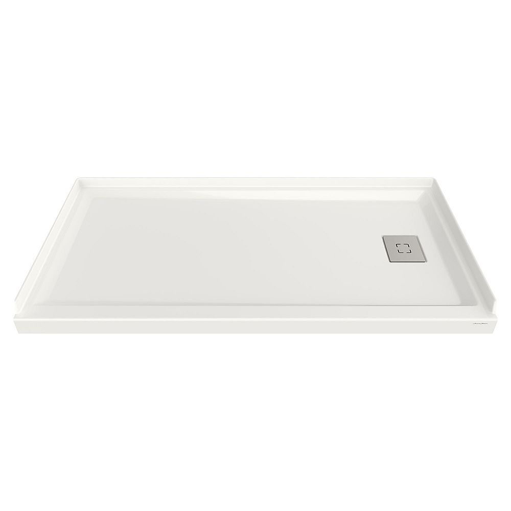 American Standard Studio 60x32-inch Acrylic Shower Base Right Drain