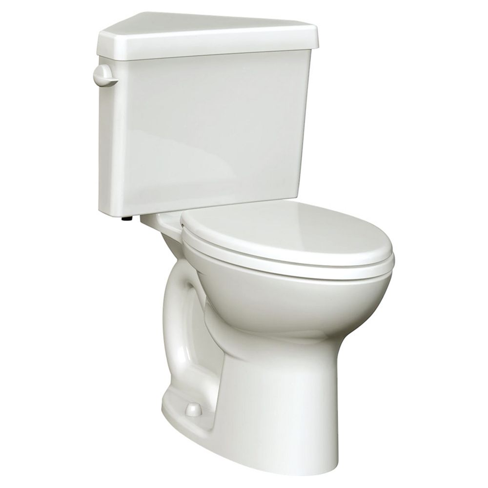 American Standard Triangle Cadet Pro Right Height Elongated Toilet