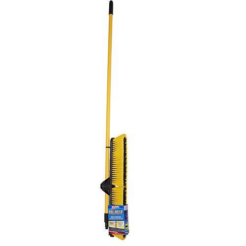 Job Site 24 in. Multi-Surface Fiberglass Push Broom
