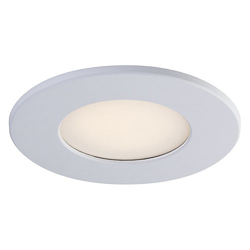 SPEX LIGHTING by Liteline 4-INCH LED CCT MULTI TRIM RECESSED FIXTURE
