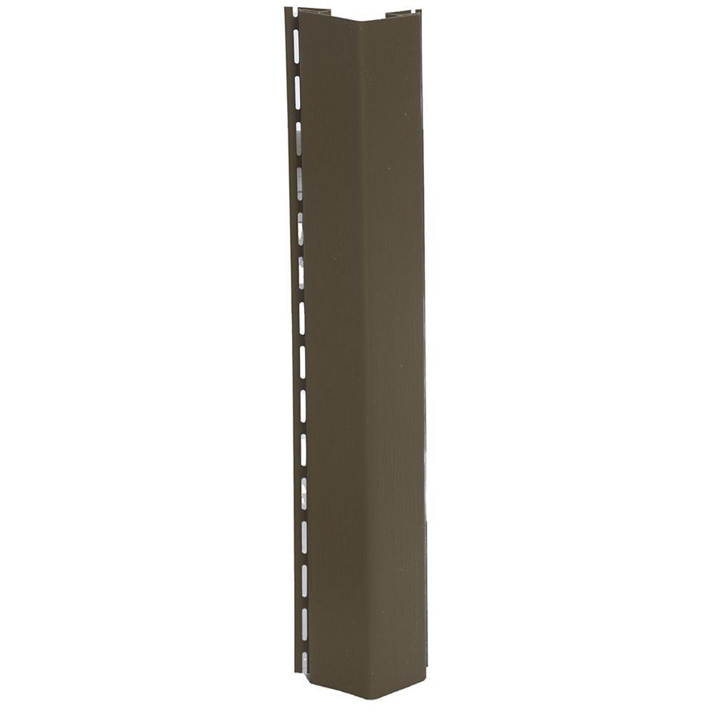 "Abtco 1/2"" Outside Corner Post (OSCP) Tundra /Piece"