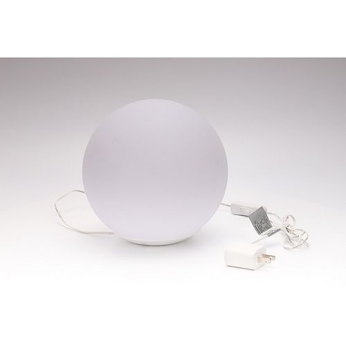 8 inch LED Color changing Glow ball Mood Lamp