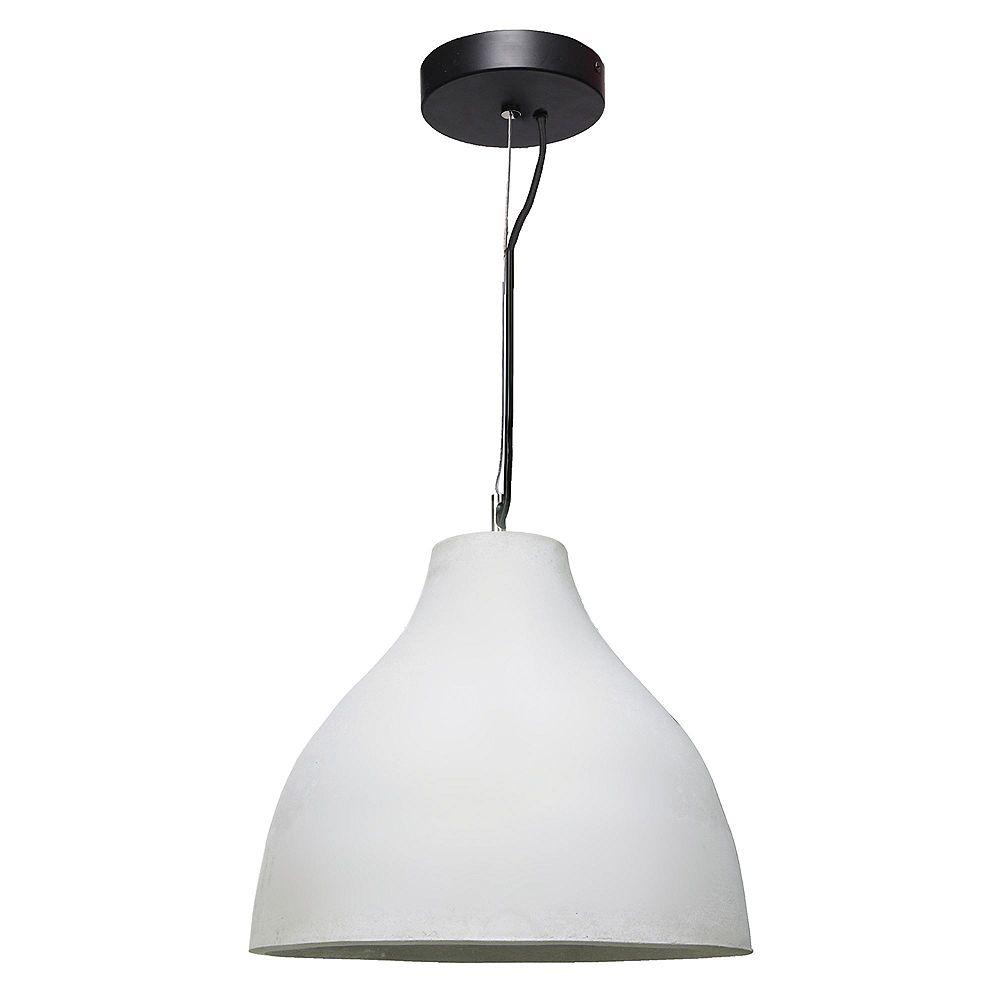 Notre Dame Design Gartenia 1-Light Natural Pendant