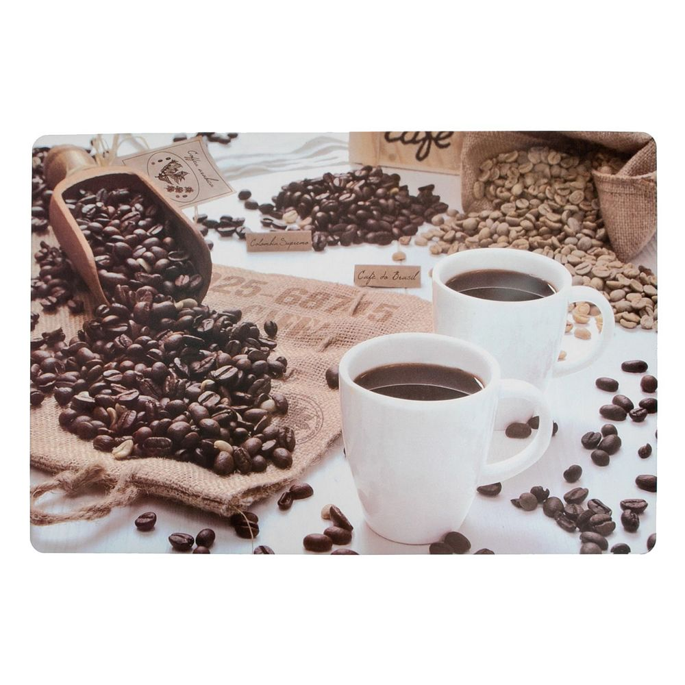 IH Casa Decor Pp Placemat (Coffee)-Set of 12