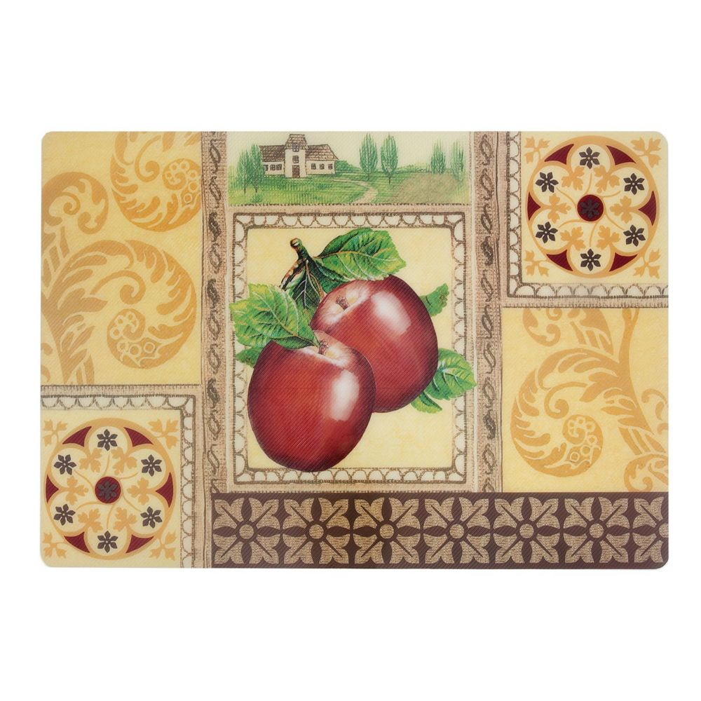 IH Casa Decor Twill Pp Placemat (Double Apple)-Set of 12