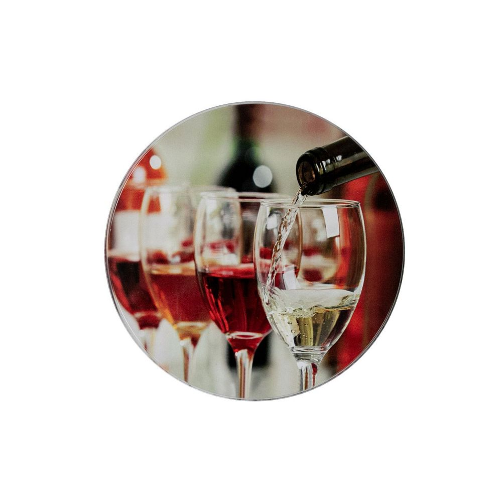 IH Casa Decor Oven Covers (Set Of 4 - Pouring Wine)