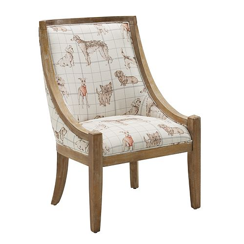 Westley Accent Chair Stone