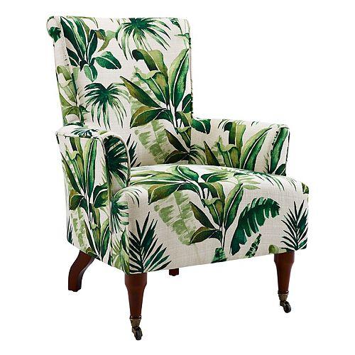 Diona Arm Chair Leaf