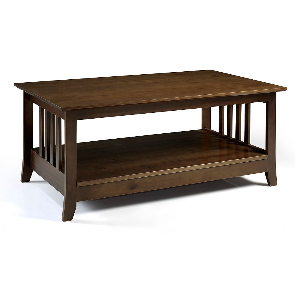 Linon Home Décor Products Langer Coffee Table