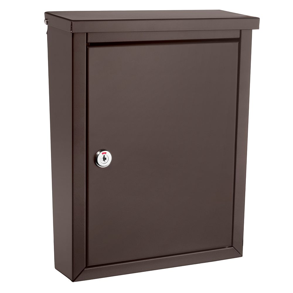 Architectural Mailboxes Chelsea Locking Wall Mount Mailbox