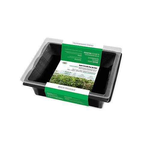 Broccoli Micro Green Kit