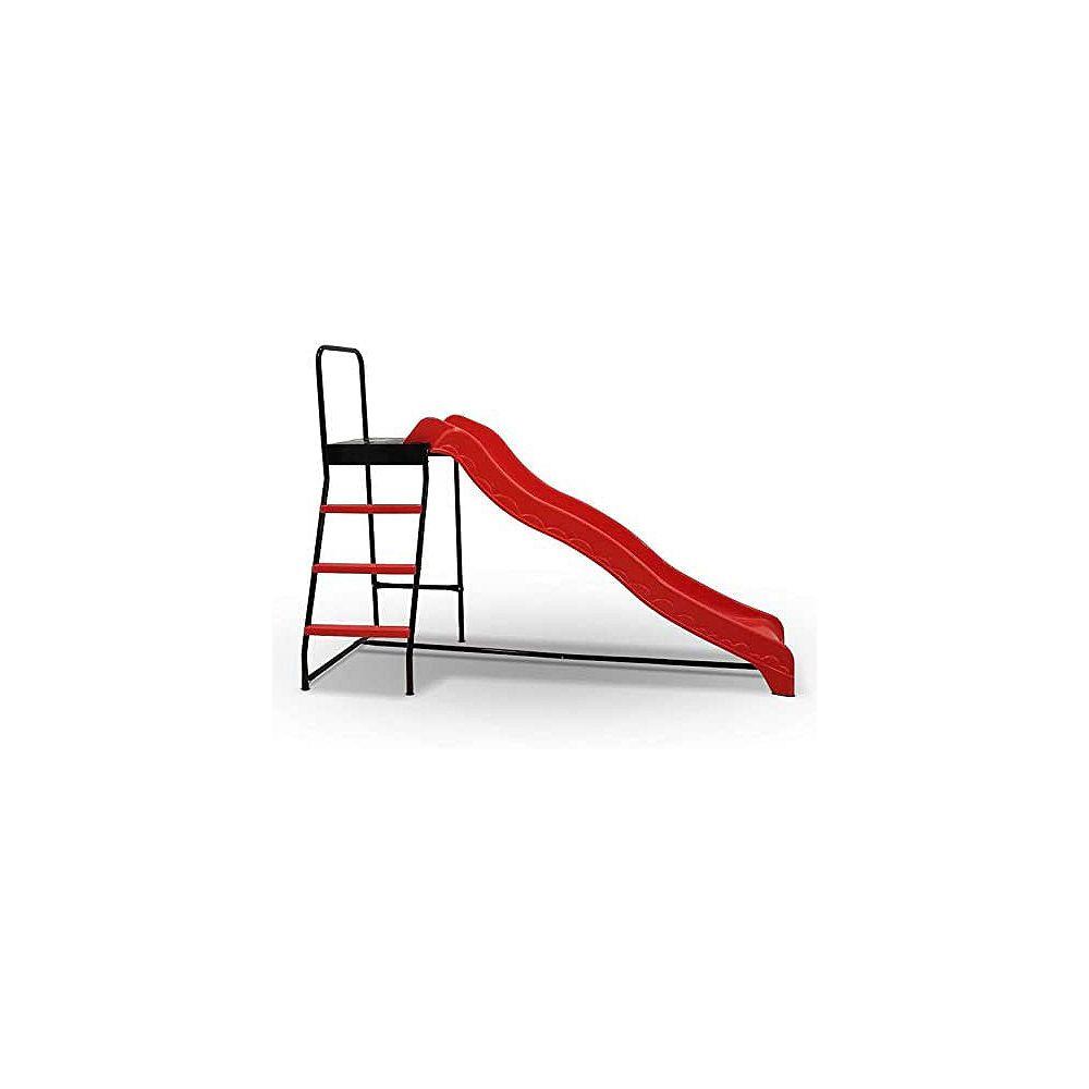 KSH Brands Upper Bounce Trampoline Step N Slide