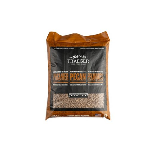 """Traeger Pecan Hardwood Pellets """